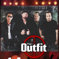 The Outfit First Live Show; April 14th at RockHaus, Dundee IL