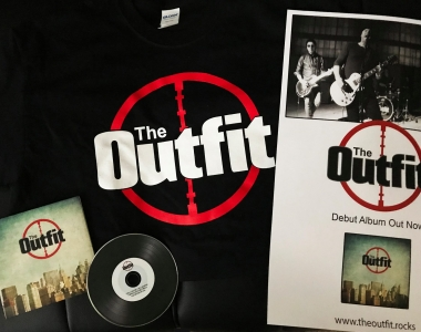 BUNDLE – Autographed CD, Shirt & Poster