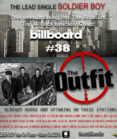 Soldier Boy Cracks into The Billboard Charts!